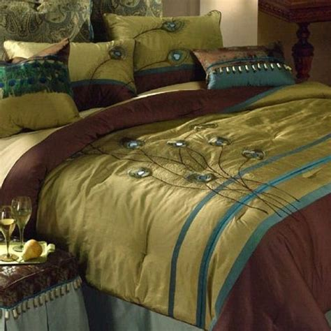 peacock bedding peacock bed linens decorating ideas