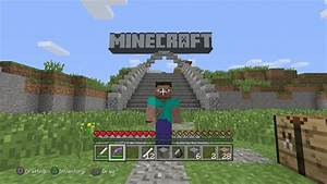 Minecraft PS3 Edition-Demo Gameplay - YouTube