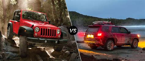 Mac Haik Dodge Chrysler Jeep Ram Georgetown by 2015 Jeep Wrangler Vs 2015 Toyota 4runner Mac Haik Dodge