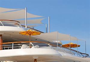 Superyacht Shade Structures Awnings Canopies Covers