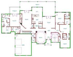 mediterranean floor plans mediterranean house plan single level mediterranean ranch house plan split bedroom house plan