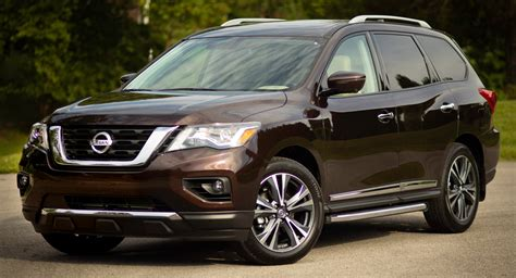 2019 Nissan Pathfinder Arrives With Newly Standard Driver
