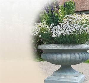 Blumentöpfe Aus Stein : stilvolle steingef e natursteinvasen garten ~ Lizthompson.info Haus und Dekorationen