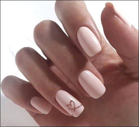amazing natural summer square nails design  short nails page  homeinspirationss