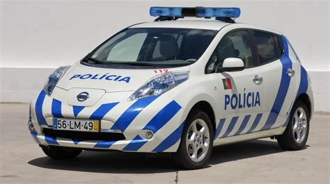 nissan leaf police car review top speed