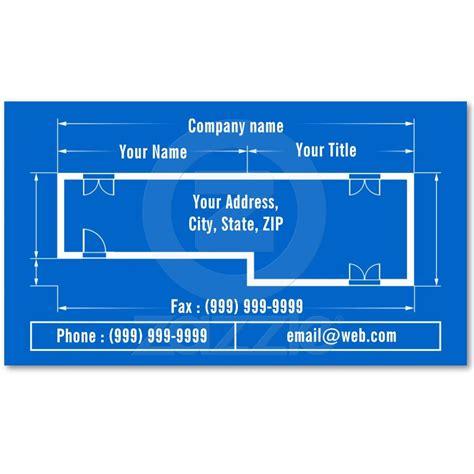 blueprint business card zazzlecom  images