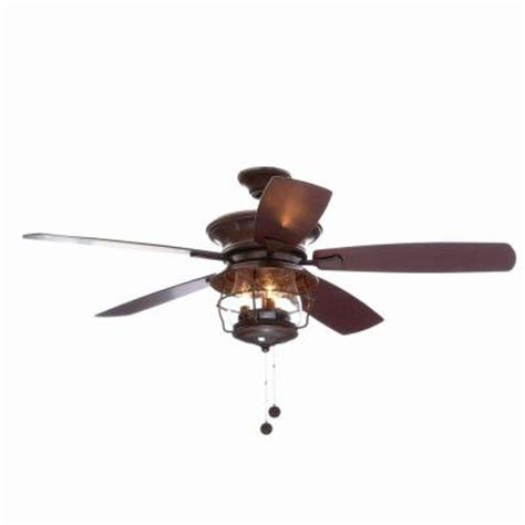 Westinghouse Outdoor Ceiling Fan Replacement Blades by Westinghouse Brentford 52 In Indoor Outdoor Aged Walnut