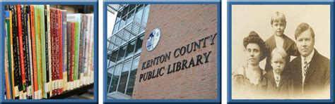 kenton county library events include 182 | KEnton Library Cov