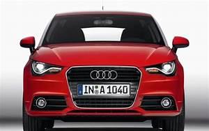 Calandre Audi A1 : essai audi a1 1 6 tdi 105 2010 l 39 automobile magazine ~ Farleysfitness.com Idées de Décoration