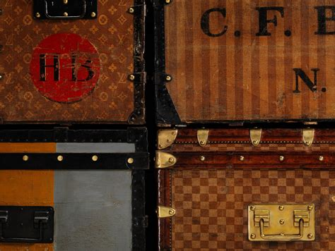 louis vuittons history  story   fashion brands legendary luggage designs
