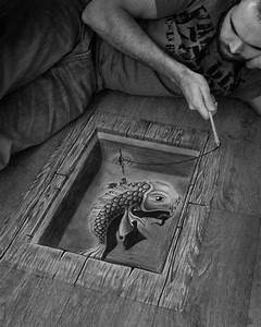 We Thought We Had Seen It All, This 3D Pencil Art is Mind ...