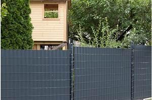 Sichtschutz Für Doppelstabmattenzaun : sichtschutz f r doppelstabmattenzaun grau ~ Michelbontemps.com Haus und Dekorationen