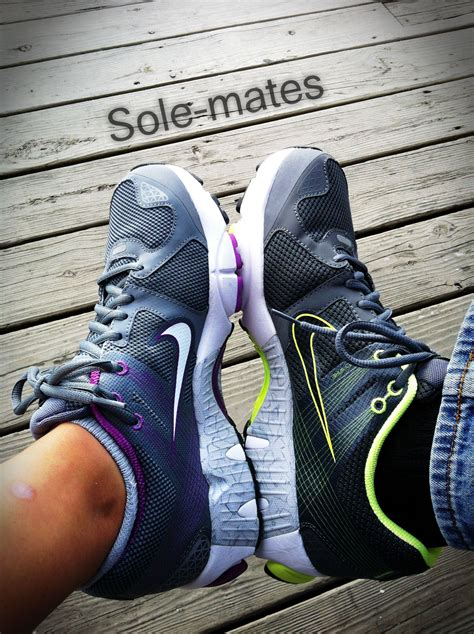 His & hers shoes Sole mates Shoes My style Sneakers nike