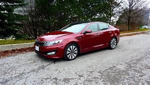 2012 Kia Optima Sx - Review