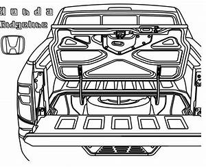 back honda ridgeline cars coloring pages kids coloring With honda ridgeline car