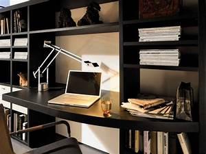 amenager un coin bureau dans son salon maisonapart With amenager son interieur en 3d gratuitement