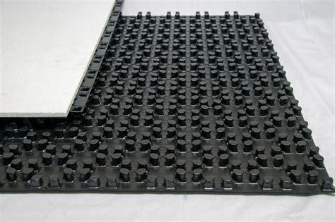 Platten Für Fussbodenheizung by 50 M 178 Noppenplatten Fu 223 Bodenheizung M D 228 Mmung 30 Mm F 252 R