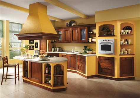 italian kitchen accessories italian kitchen orange and yellow colors in the interior 2003
