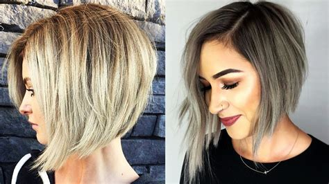Hairstyle 2019 : Bob Hairstyle For Women 2018 & 2019 Vidal Sassoon Bob