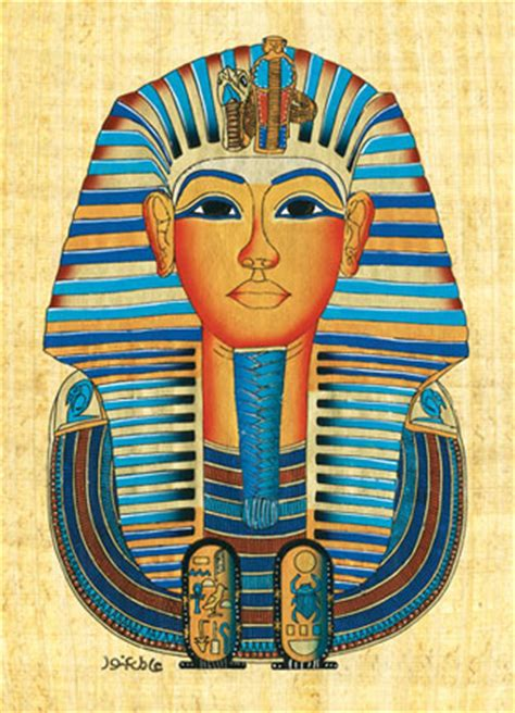eurographics   aegyptische tutenchamun maske