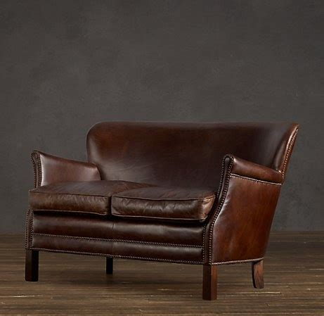 professor double chair restoration hardware it s little