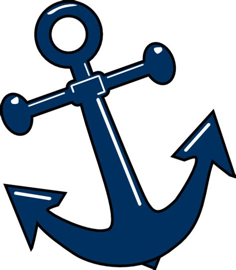 Clipart Boat With Anchor by Anchor Png Clipart Best