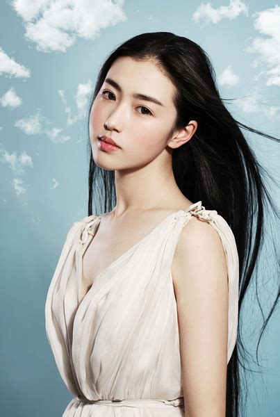 la belle fille chinoise zhang xinyuanchinaorgcn