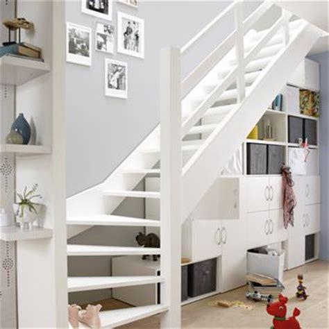 rangement sous escalier spaceo meubles