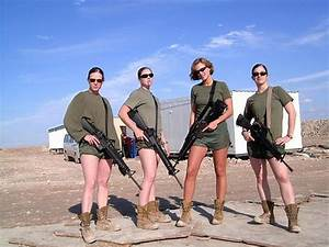 The Best Babes Serving in the Military
