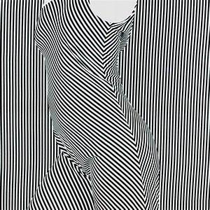 Op Art Lithograph, J Seeley For Sale at 1stdibs