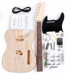 Gitarre Selber Bauen : rocktile diy e gitarre zum selber bauen f r hobbygitarristen ~ Watch28wear.com Haus und Dekorationen
