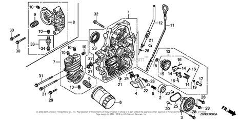 Honda Engines Taf Engine Jpn Vin Gcbdk