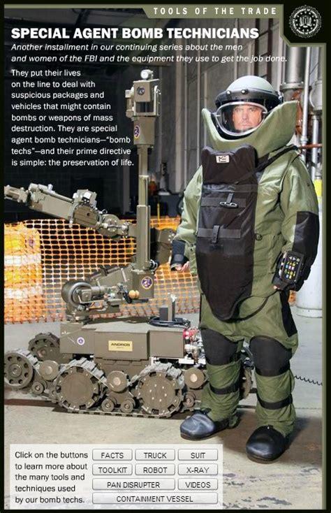 fbi tools   trade bomb technicians text version
