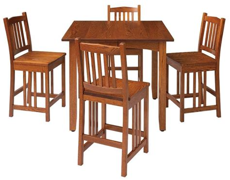 bench style table and chairs pub style tables and chairs marceladick com