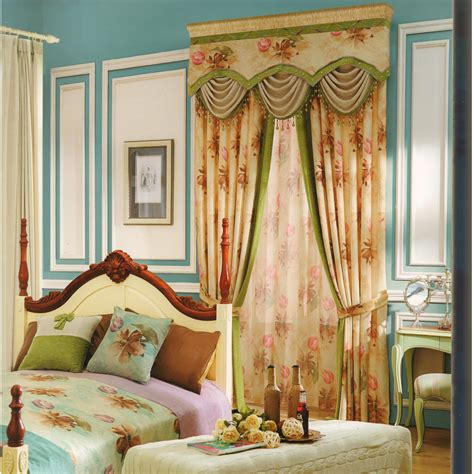 classic rustic curtains room darkening yellow floral