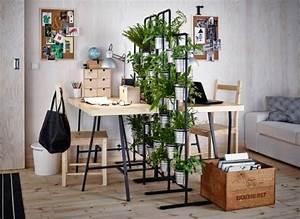 Mur Végétal Intérieur Ikea : cloison v g tale pour agencer et d corer habitatpresto ~ Dailycaller-alerts.com Idées de Décoration