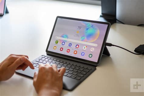 samsung galaxy tab s6 indonesia samsung galaxy tab s6 review tablet with a trackpad digital trends