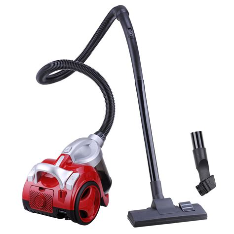 Bagless Canister Vacuum Cleaner Multisurface Carpet