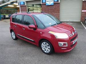 Citroen C3 Diesel : used cherry red citroen c3 picasso for sale devon ~ Gottalentnigeria.com Avis de Voitures