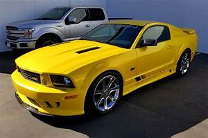 Saleen Prototype - #645 | Mustang Fan Club
