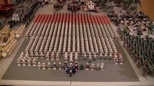 Lego Star Wars Clone Army (New) - YouTube