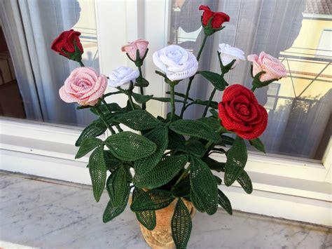 all uncinetto il di sam spiegazione della rosa all uncinetto