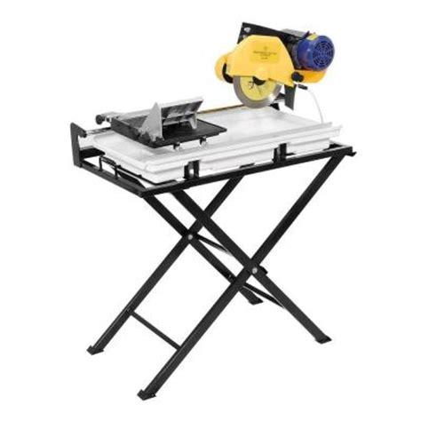 Home Depot Qep Tile Saw by Qep 2 Hp Dual Speed Tile Saw 60020sq The Home Depot