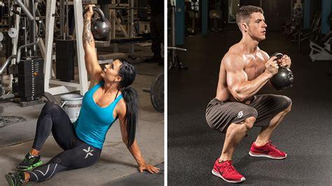 kettlebell exercises need bodybuilding beginners kettlebells fitness strength body conditioning build