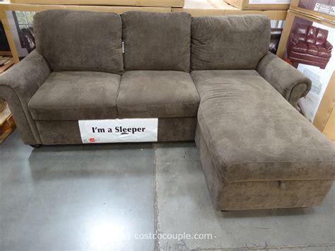sleeper sofa sectional couch sectional sleeper sofa costco cleanupflorida com