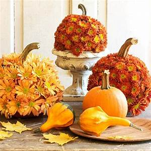 35 Awesome Thanksgiving Centerpieces DigsDigs