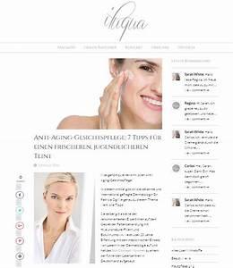 Anti Aging Tipps : anti aging gesichtspflege 7 tipps f r einen frischeren teint ~ Eleganceandgraceweddings.com Haus und Dekorationen