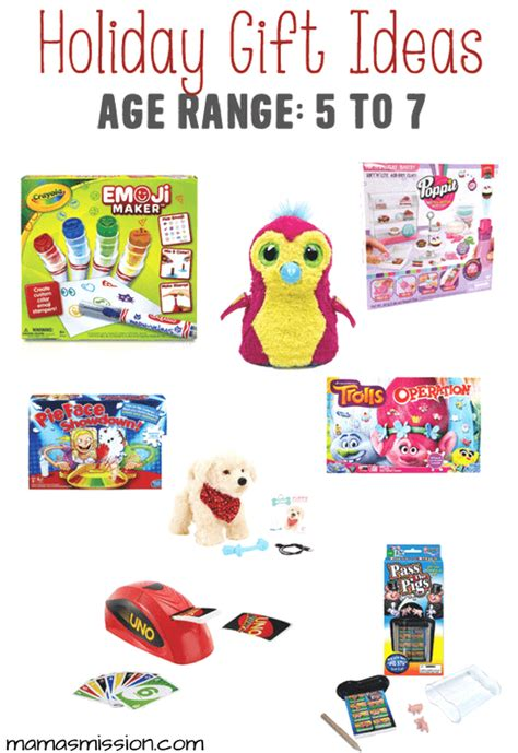 mama s gift guide holiday gifts for kids ages 5 to 7
