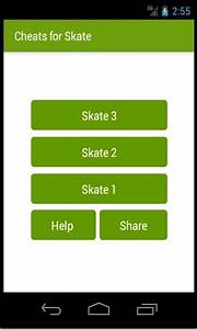 Cheats For Skate 3 2 And 1 Amazoncouk Appstore For