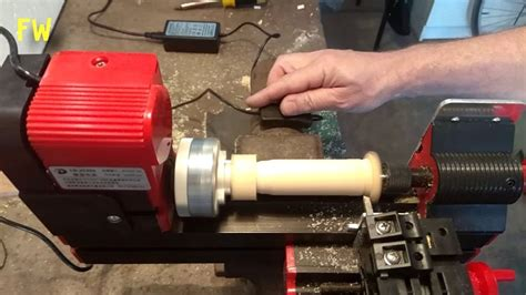 overview mini lathe drill diy woodworking power tool